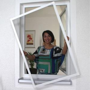 Von Auβen montierbares Fensterschutzgitter, Insektengitter
