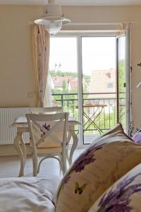 Balkontüren aus Kunststoff - im Dreh- oder Dreh-Kippformat
