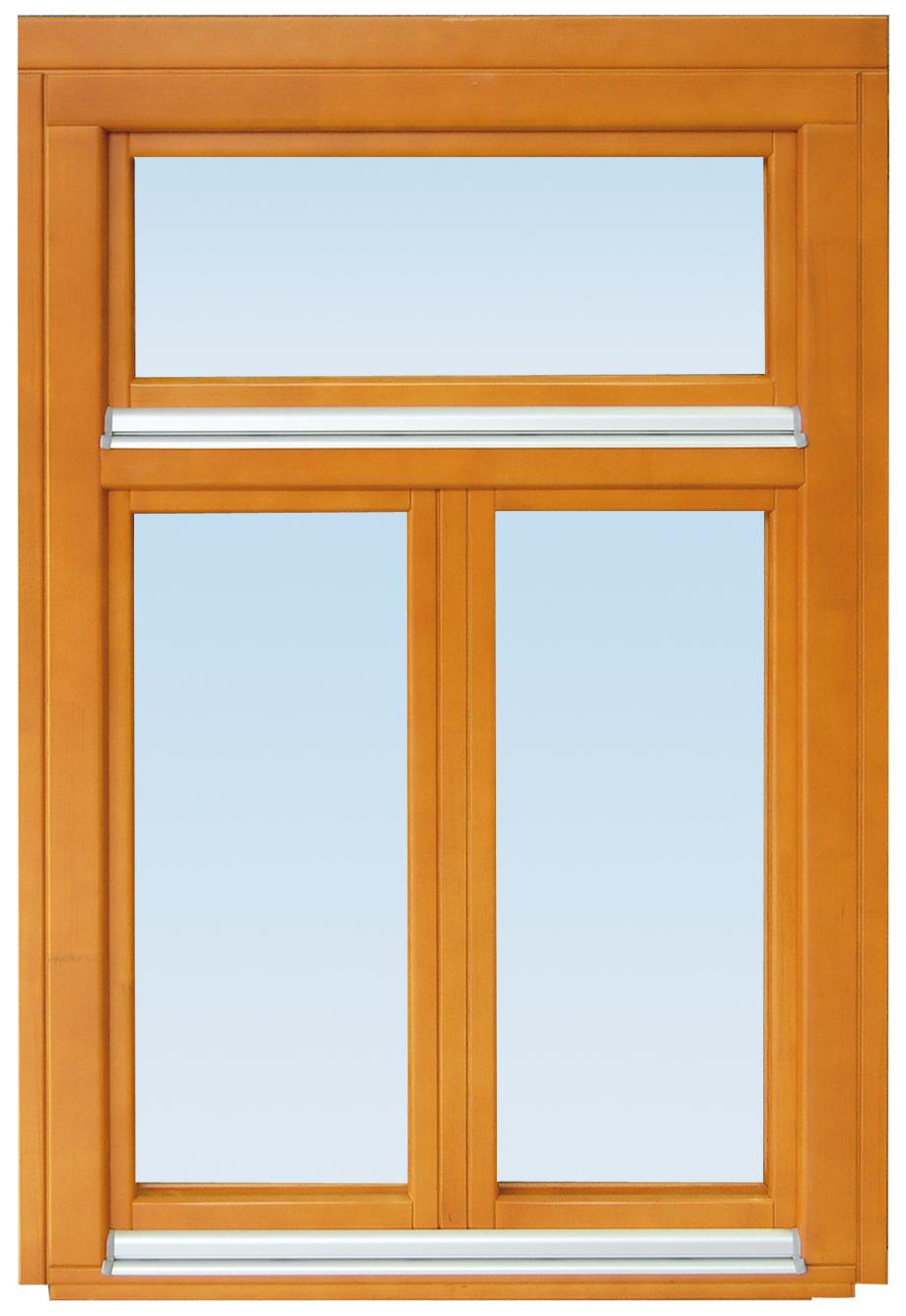 Fenster mit Stocksprossen