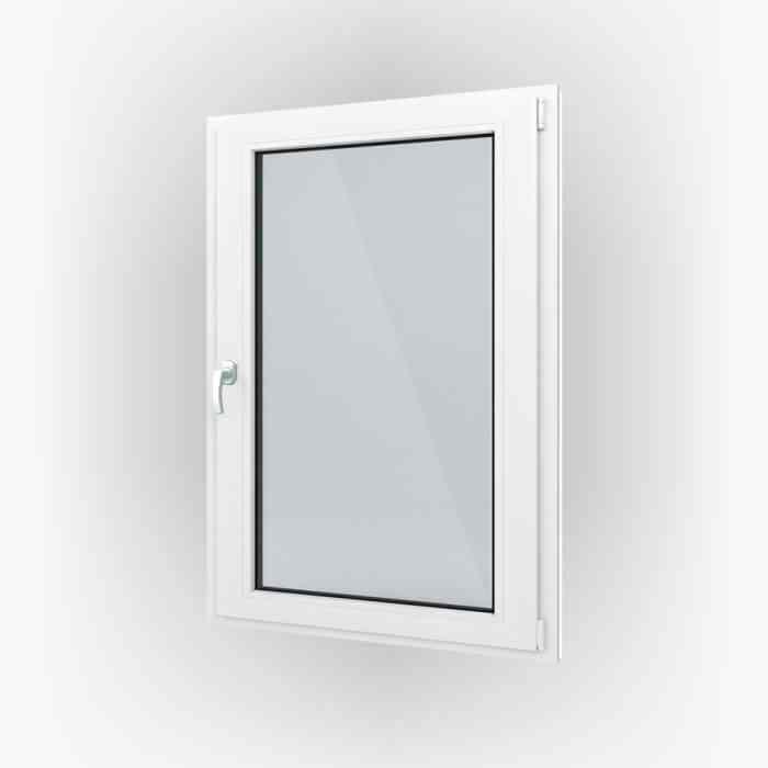 1-flügeliges Kunststofffenster