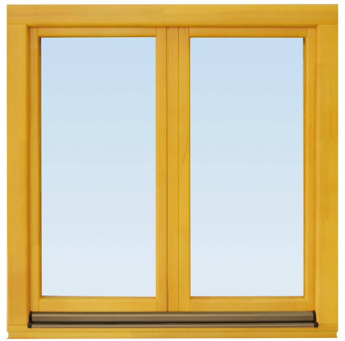 Mitte-öffnende Fenster