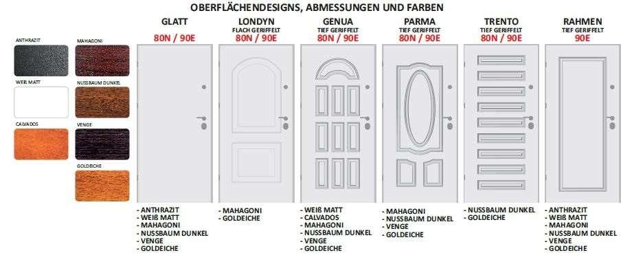 special 2 stahlsicherheitst r f r ein sicheres zuhause. Black Bedroom Furniture Sets. Home Design Ideas